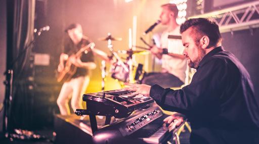 Chartsband Popband Mechernich