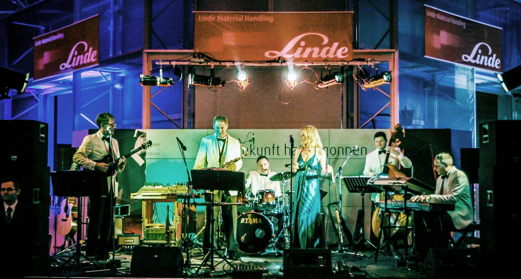 JazzSwingband Popband Mainz