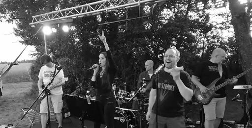 Popband Rockband Frankfurt am Main