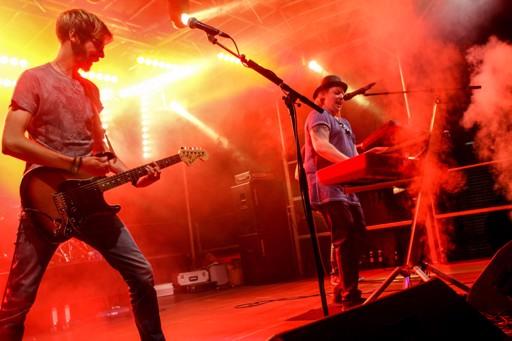 Rockband Popband Schwetzingen
